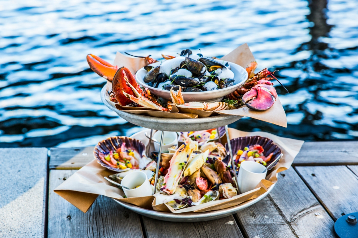 10 Best Restaurants in Aker Brygge and Tjuvholmen Area – Oslo