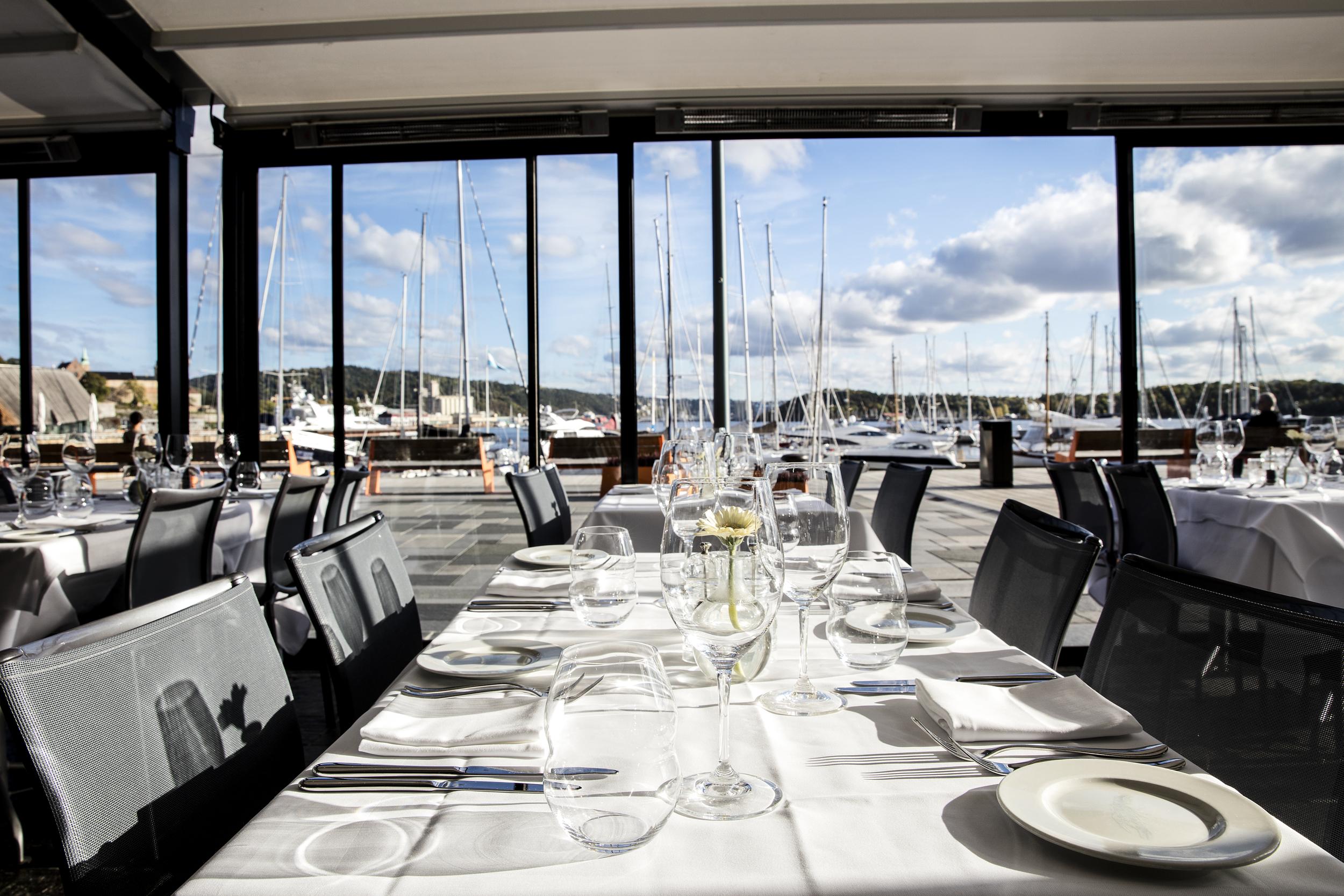 Lofoten fish restaurant